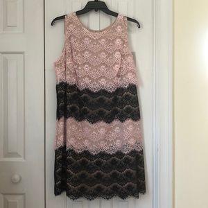 Jessica Simpson lace dress 16W